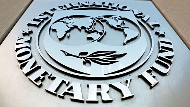 GDP成長率予測引上げ:IMF