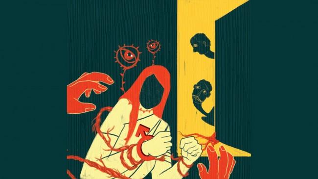 家庭内暴力の不可避性