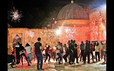 東エルサレムの土地紛争:衝突により200人以上が負傷