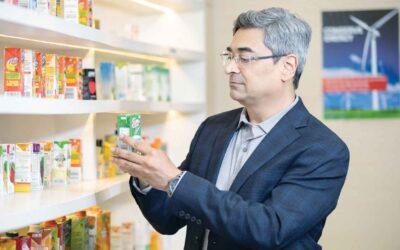 食品の安全性と持続可能性のバランス
