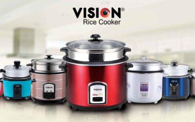 米を調理する現代的な方法