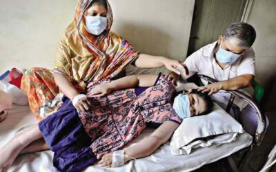 デング熱入院患者1万90人