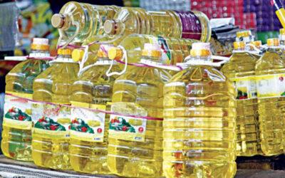 食用油の消費が5年で20%増