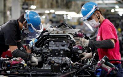 三菱自動車の生産目指す