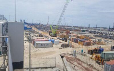 マタルバリ発電所建設本格化