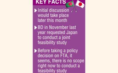 対日本貿易協定締結に向けて