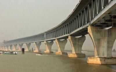 パドマ橋22年6月までに開通